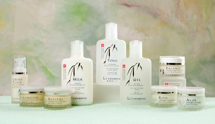 Naturkosmetik von Li cosmetic